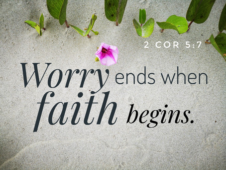 REMAINING FAITHFUL IN HARD TIMES!