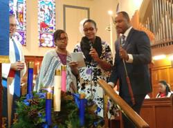 Advent I.Saulkey Family 1