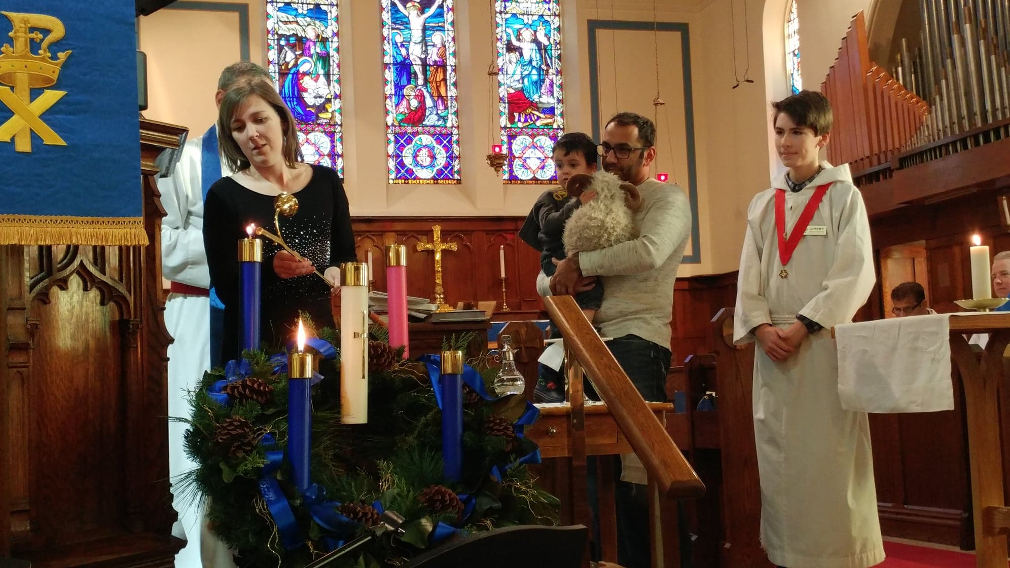 Advent II.Barretto 2