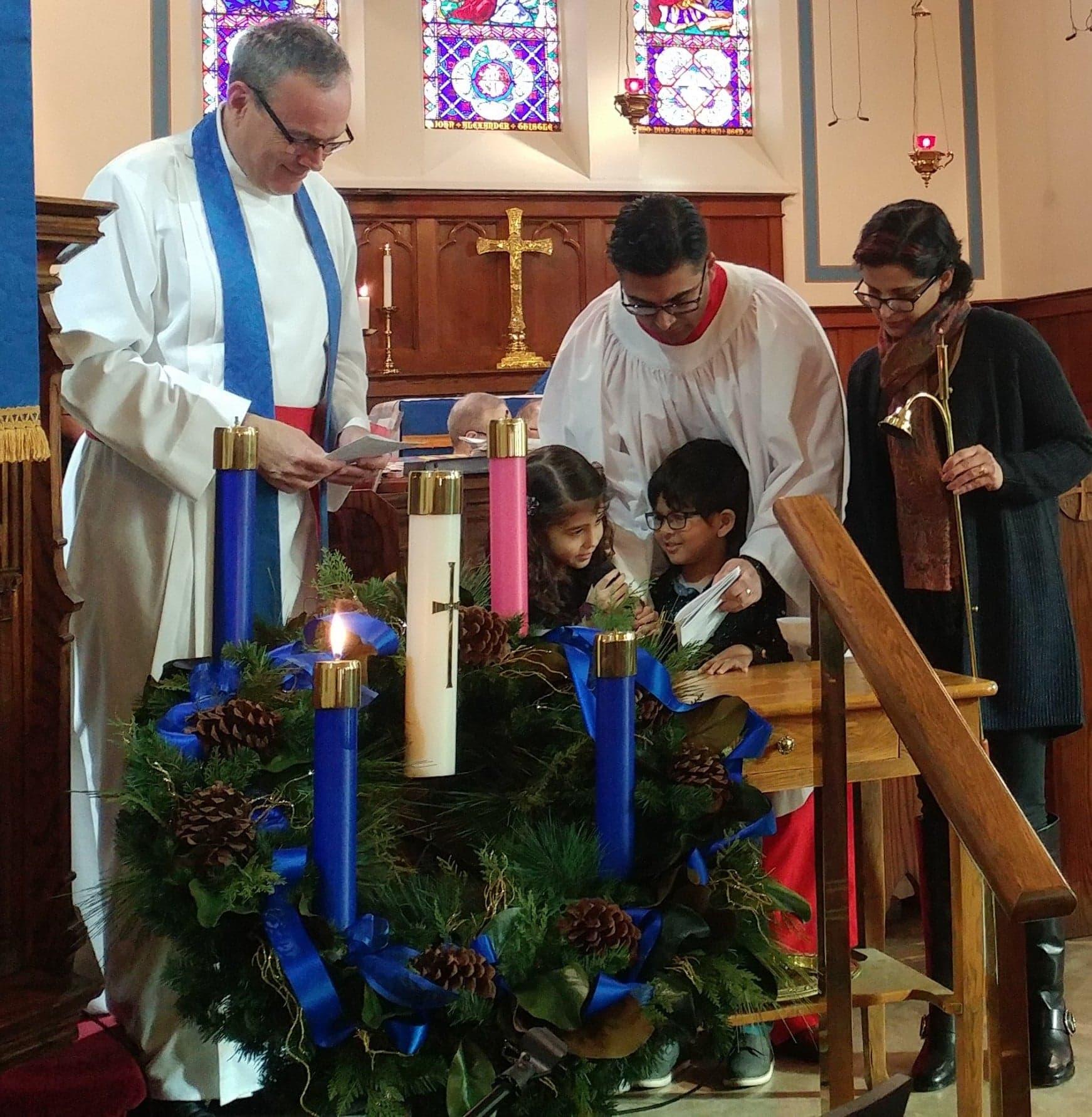 Advent II.Tikaram 1