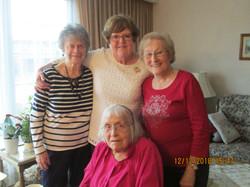 Helen,Jeannie, Vicky