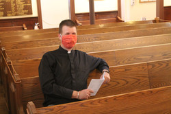 Clergy Presenter The Rev