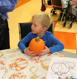 This pumpkin is mine