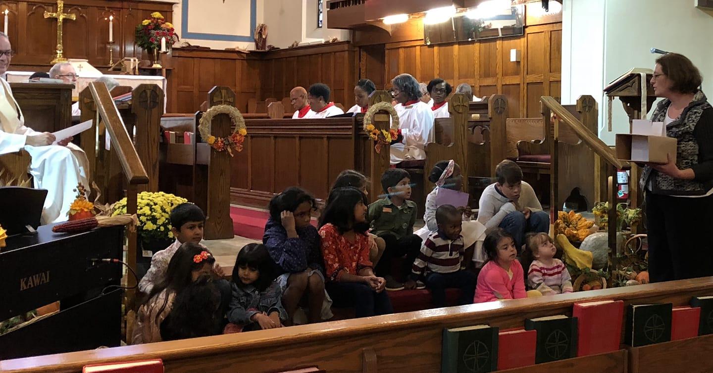 Children's Focus.Oct 07 18