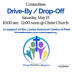 Caring & Sharing Drop Off Inst.Apr 25 21