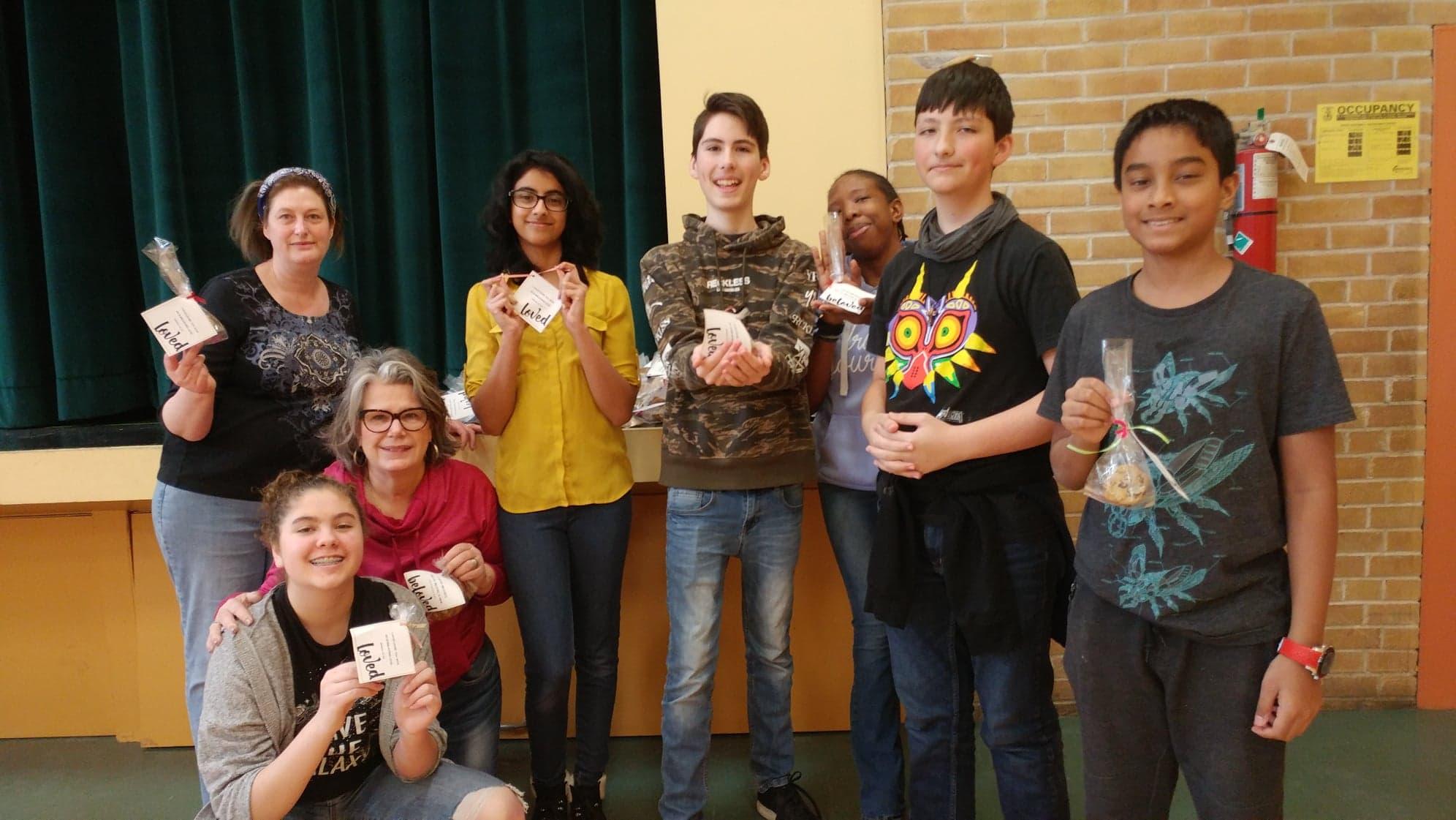 Baking Group 1.Feb 09 19