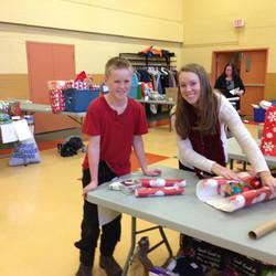 Caring & Sharing, Christmas 2014