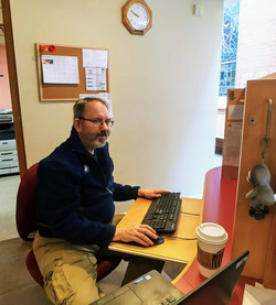 Other duties as assigned ~ our Rector's Warden solves the  e-Transfer puzzle.