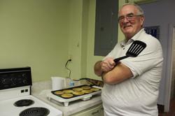 Hosting Pancake Supper/February 2015