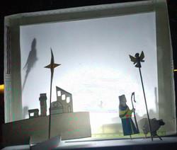 Nativity Shadow Box