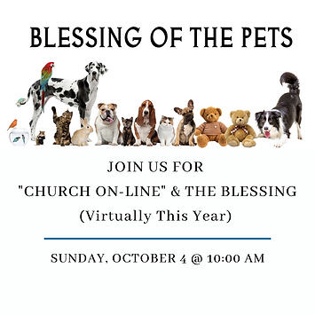 2020 Blessing of the Animals Inst.draft