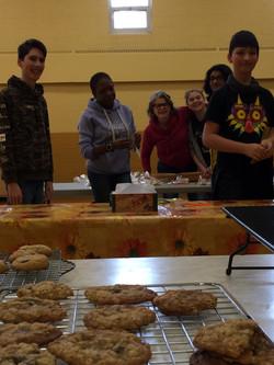 Baking Group 5.Feb 09 19