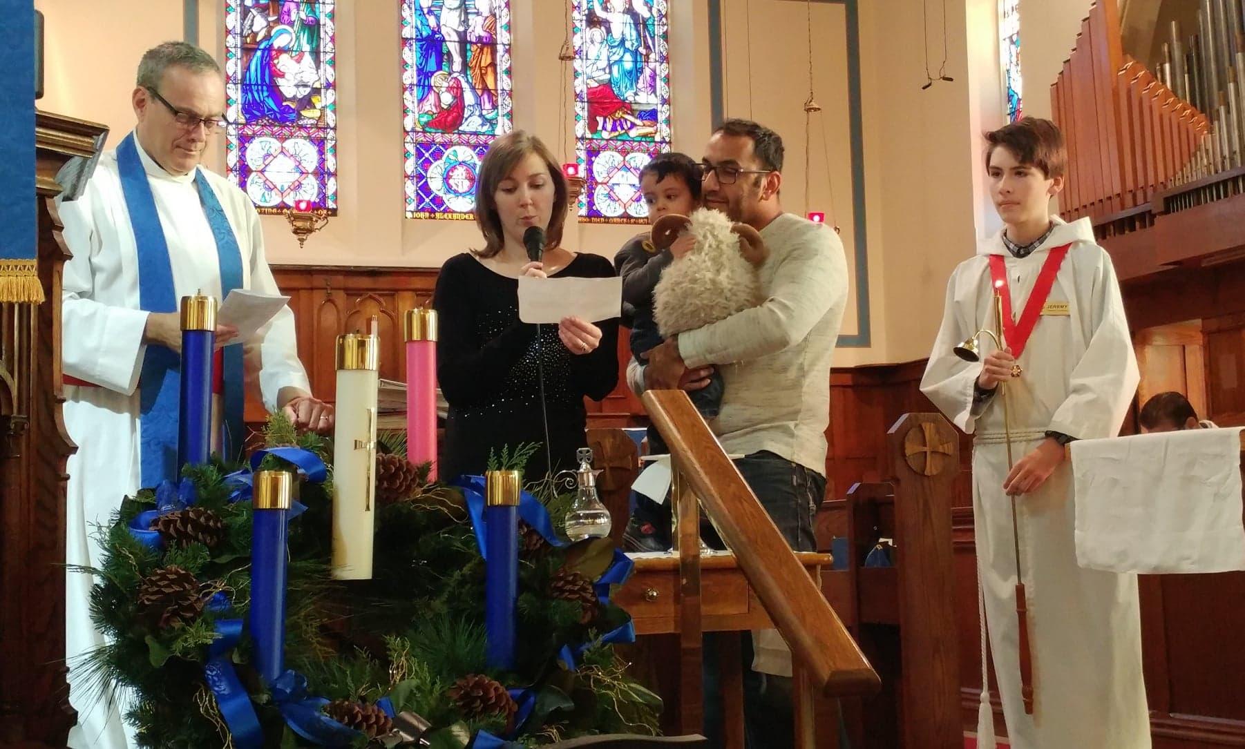 Advent II.Barretto 1