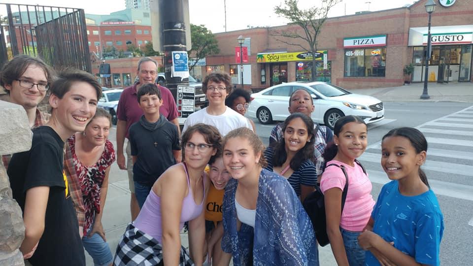 Prayer Walk Group 2.Sep 15 18