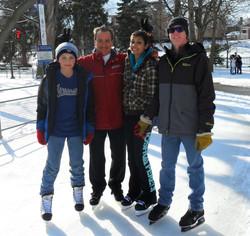 Skating Party 6.Jan 2012