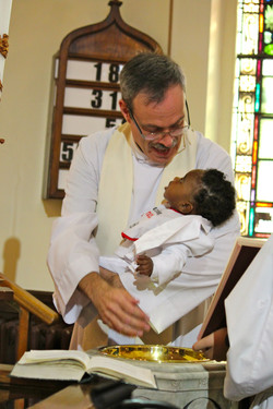 Baptism 2.All Saints 2013
