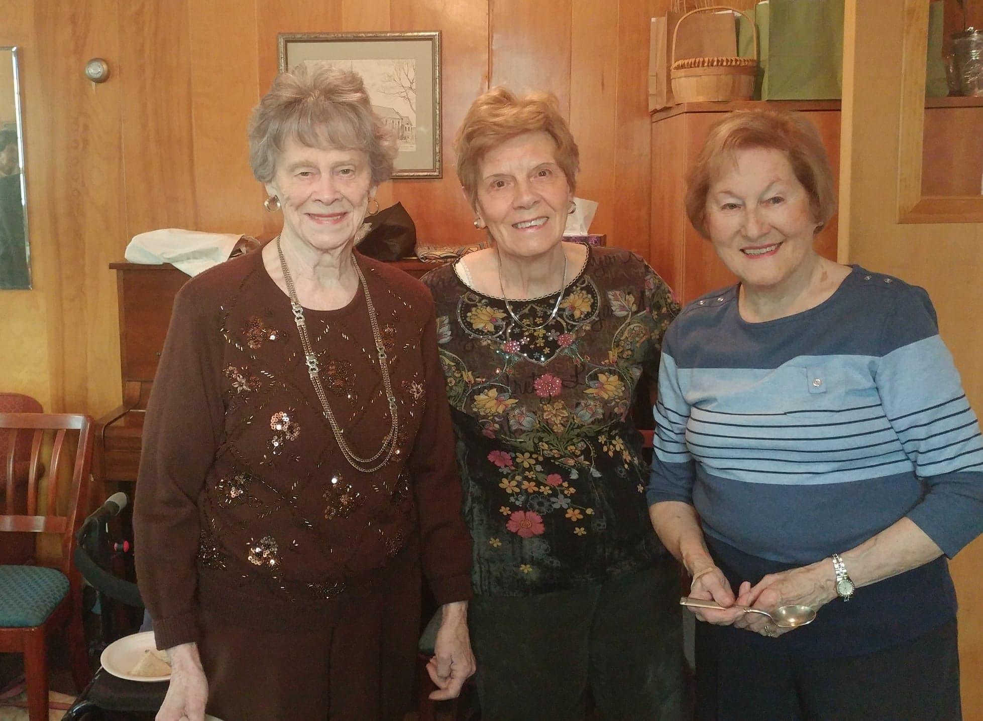 Lahie, Bennett & Cuthbert.Jan 09 19