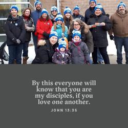 John 13.5