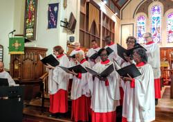 Choir 2.Feb 16 20