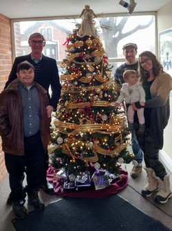Christmas Tree Decorating 2