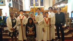 Advent III.L & C Readers & Intercessor