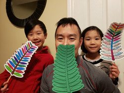 the Chan Clan Palm Picture