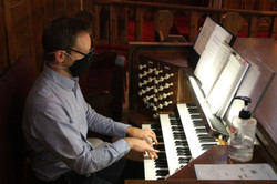 Guest Organist Matthew Pope