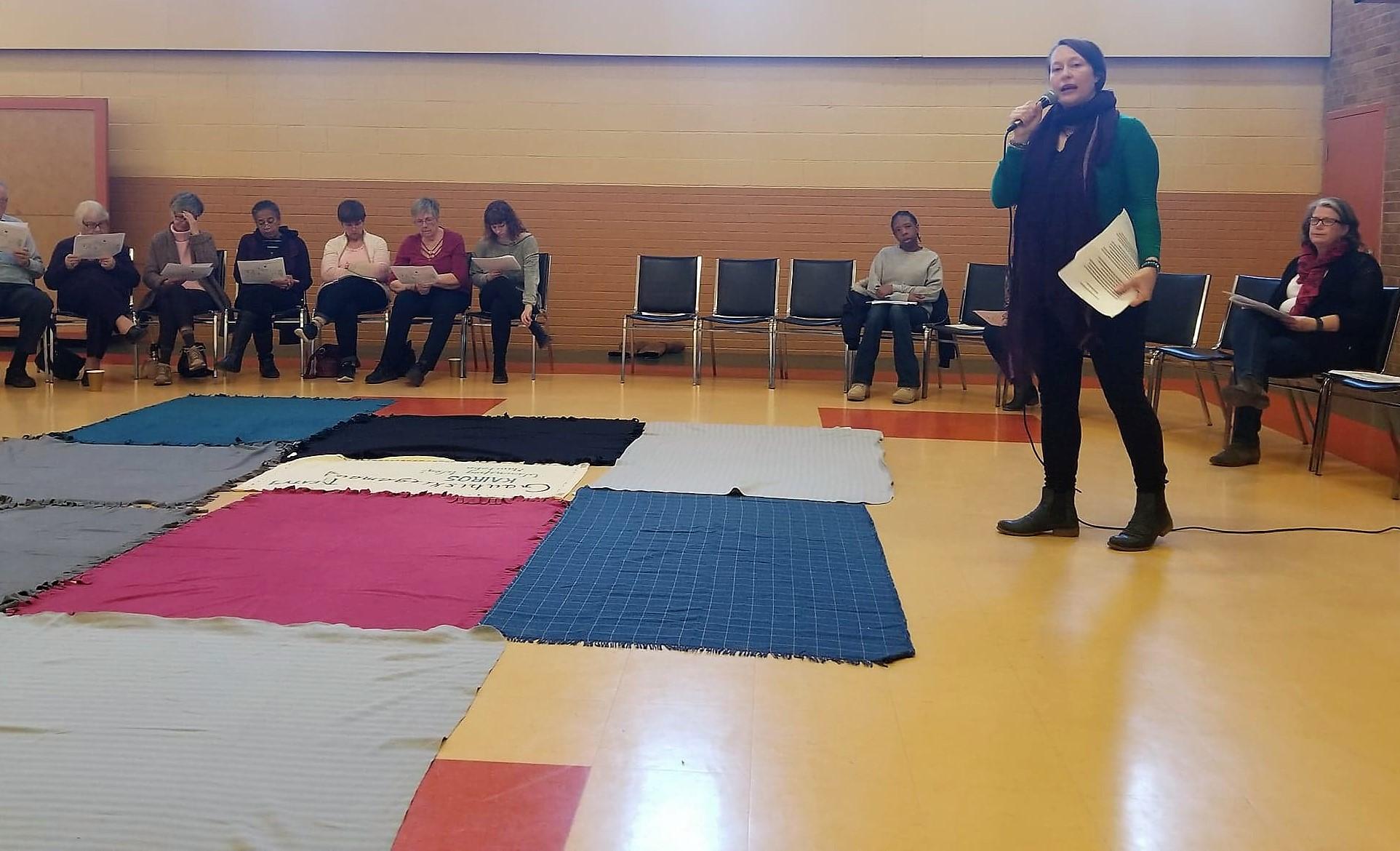 Blanket Exercise 3.Mar 03 18
