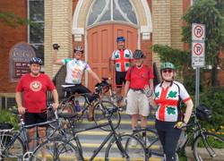 Anglicans Cycle.Jul 06 19