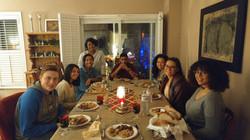 C&C Dinner.Jan 06 18