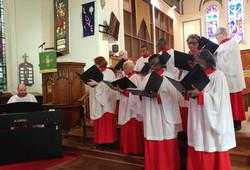 Choir 4.Feb 16 20