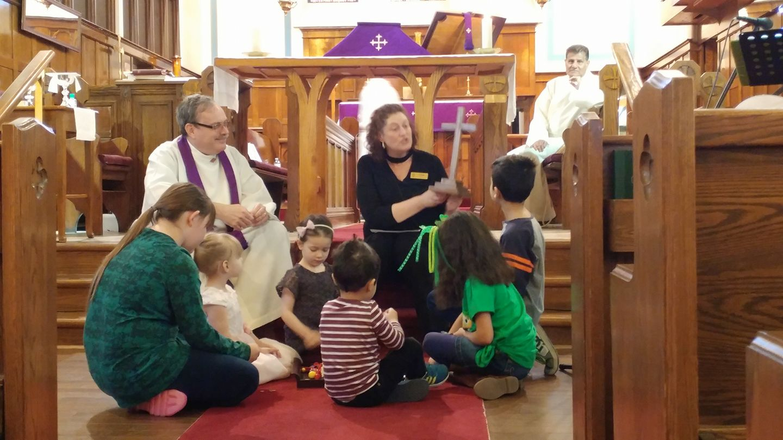 Sunday School 2.Mar 18 18