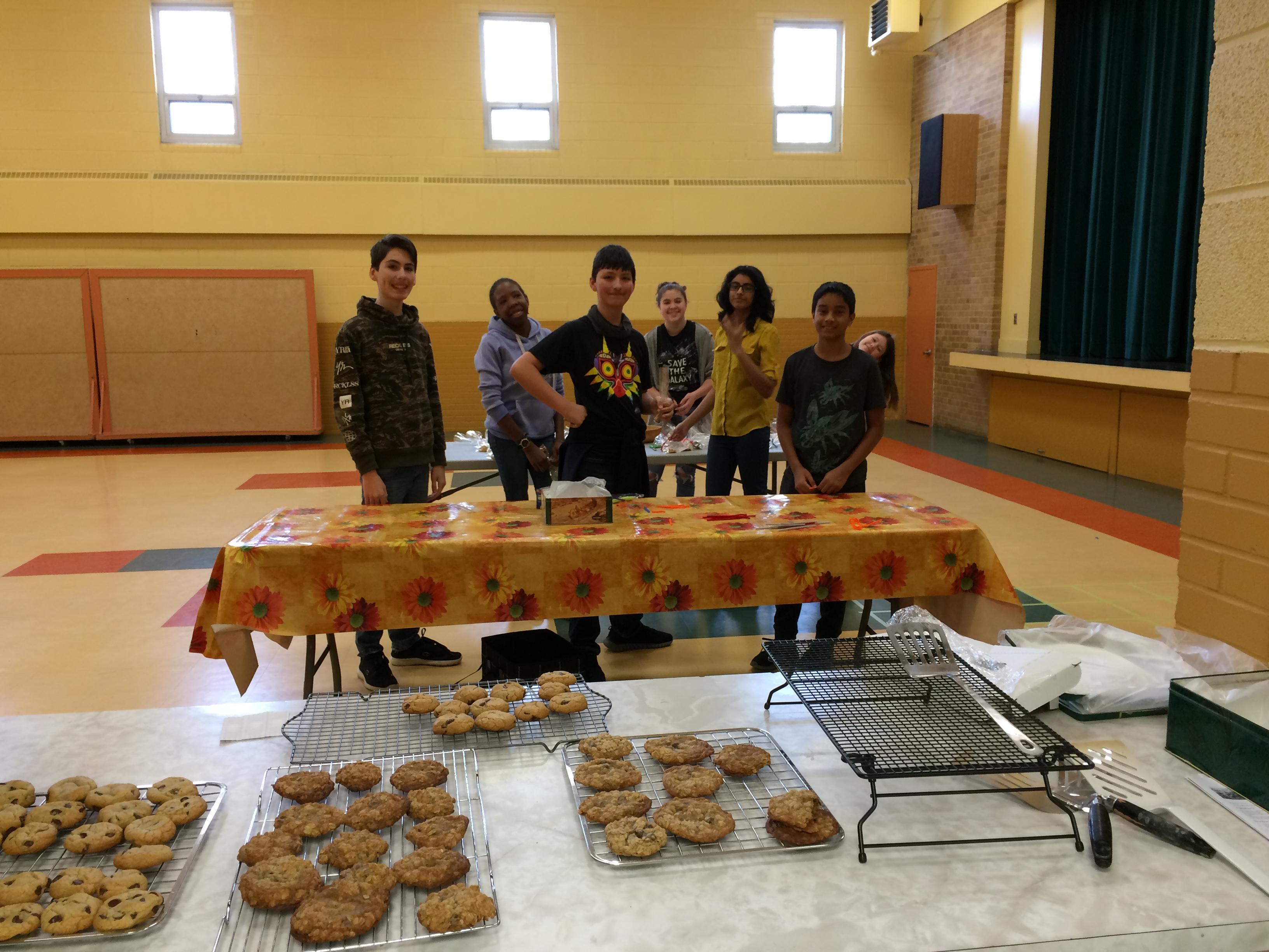 Baking Group 3.Feb 09 19