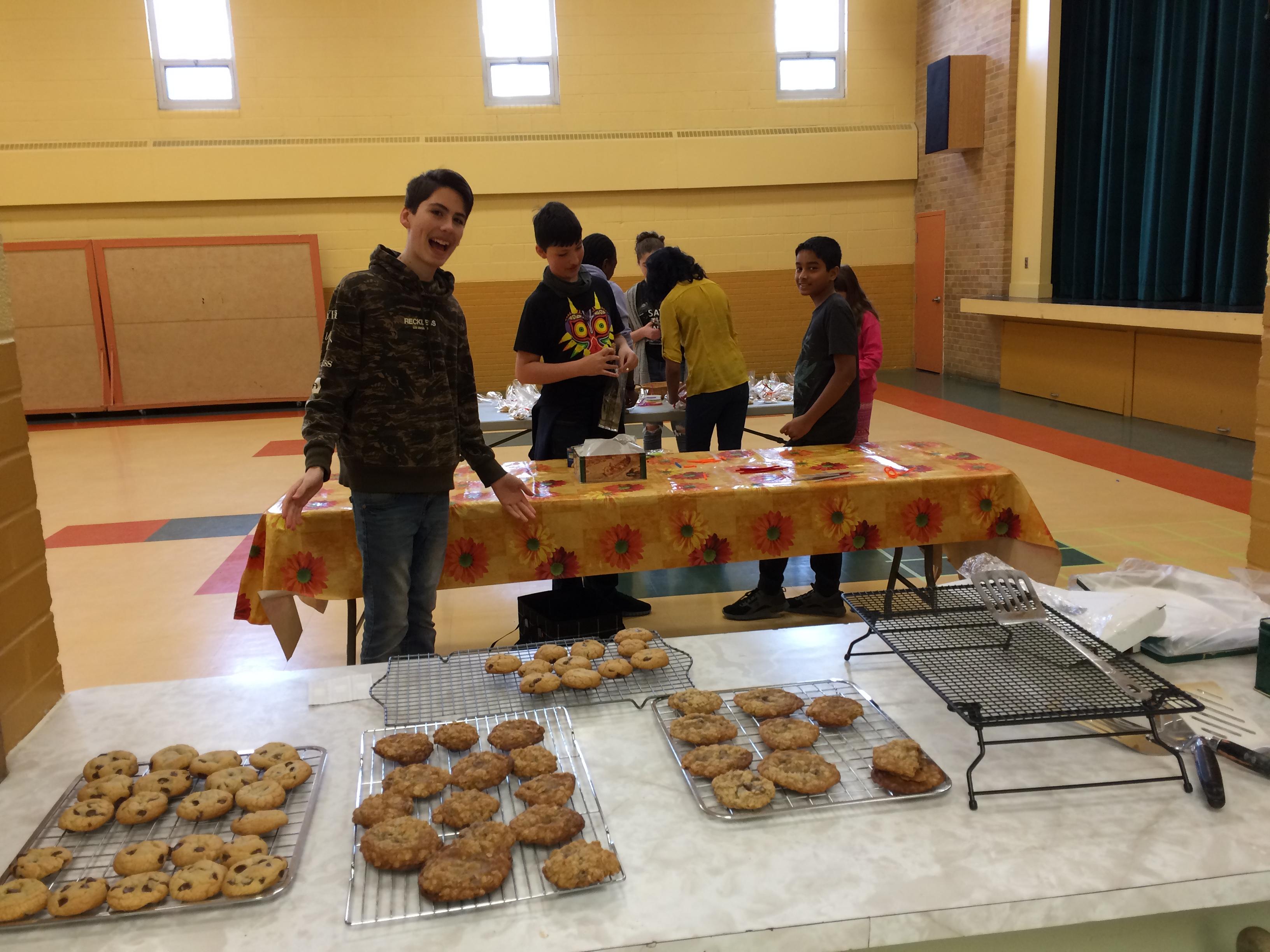 Baking Group 4.Feb 09 19