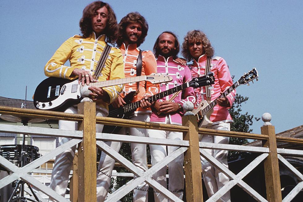 Bee Gees e Peter Frampton