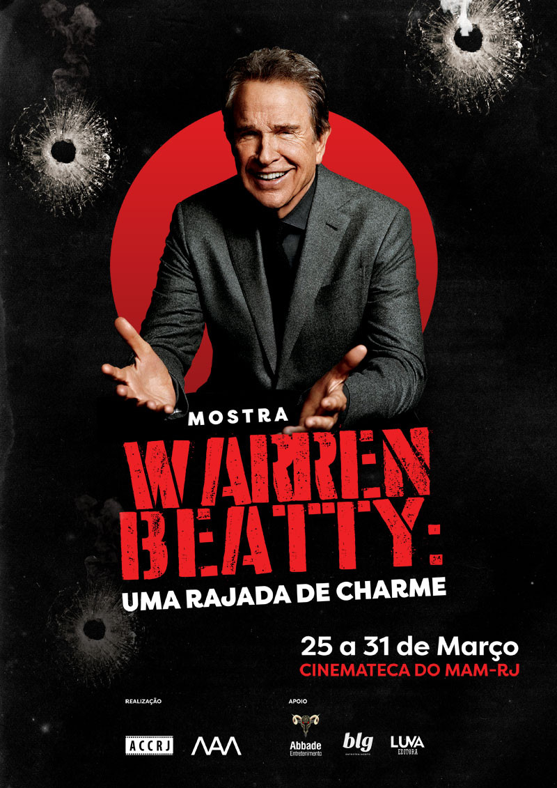 Mostra Warren Beatty