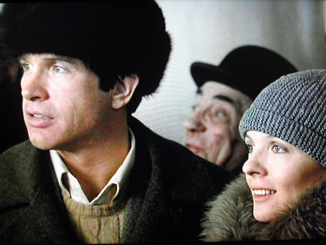Warren Beatty e Diane Keaton