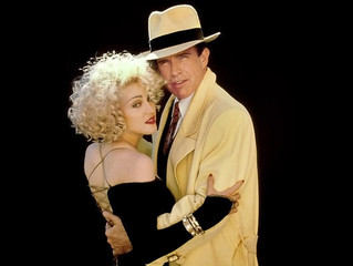 DICK TRACY -   Entre o amor e o crime, um detetive à moda antiga