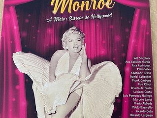 Curso Marilyn Monroe - Programação