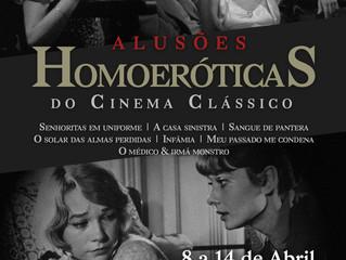 Cinemateca recebe a mostra Alusões Homoeróticas do Cinema Clássico