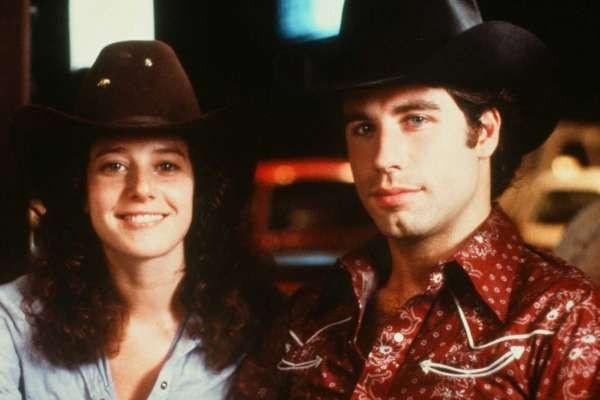Debra Winger e John Travolta