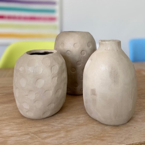 Couch Potters - Coil Vase - Online Tutorial