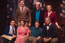 Broadway Bound cast