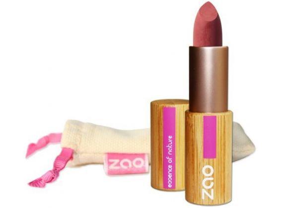 ZAO Rouge à lèvres mat 469 Rose nude 3,5gr