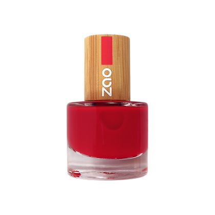 ZAO Vernis 650 Rouge carmin 8ml