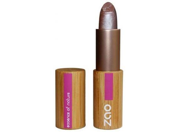 ZAO Rouge à lèvres 406 Lie de vin nacré 3,5gr