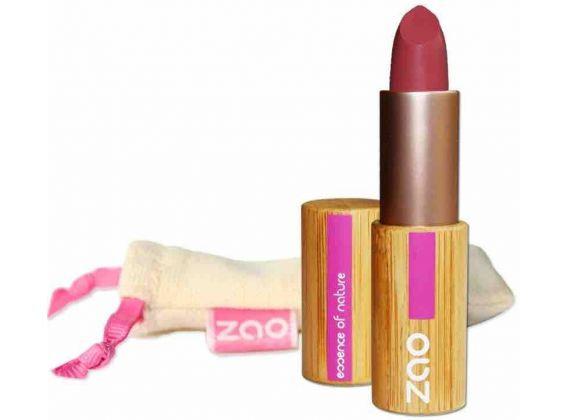 ZAO Rouge à lèvres mat 462 Vieux rose 3,5gr