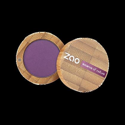 Zao Fard à paupières 215 violet pourpre mat 3gr