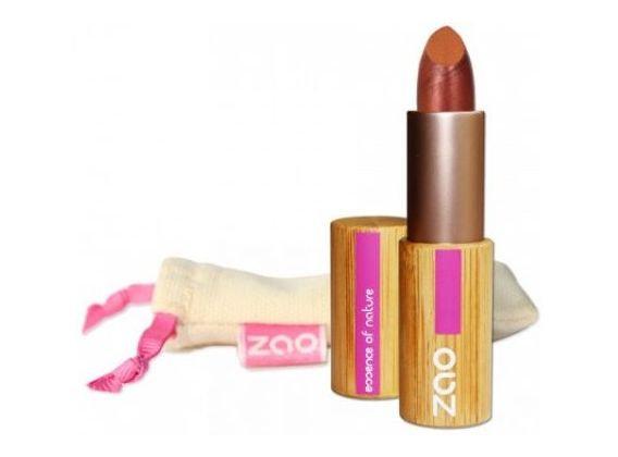 ZAO Rouge à lèvres 407 Cuivre nacré 3,5gr