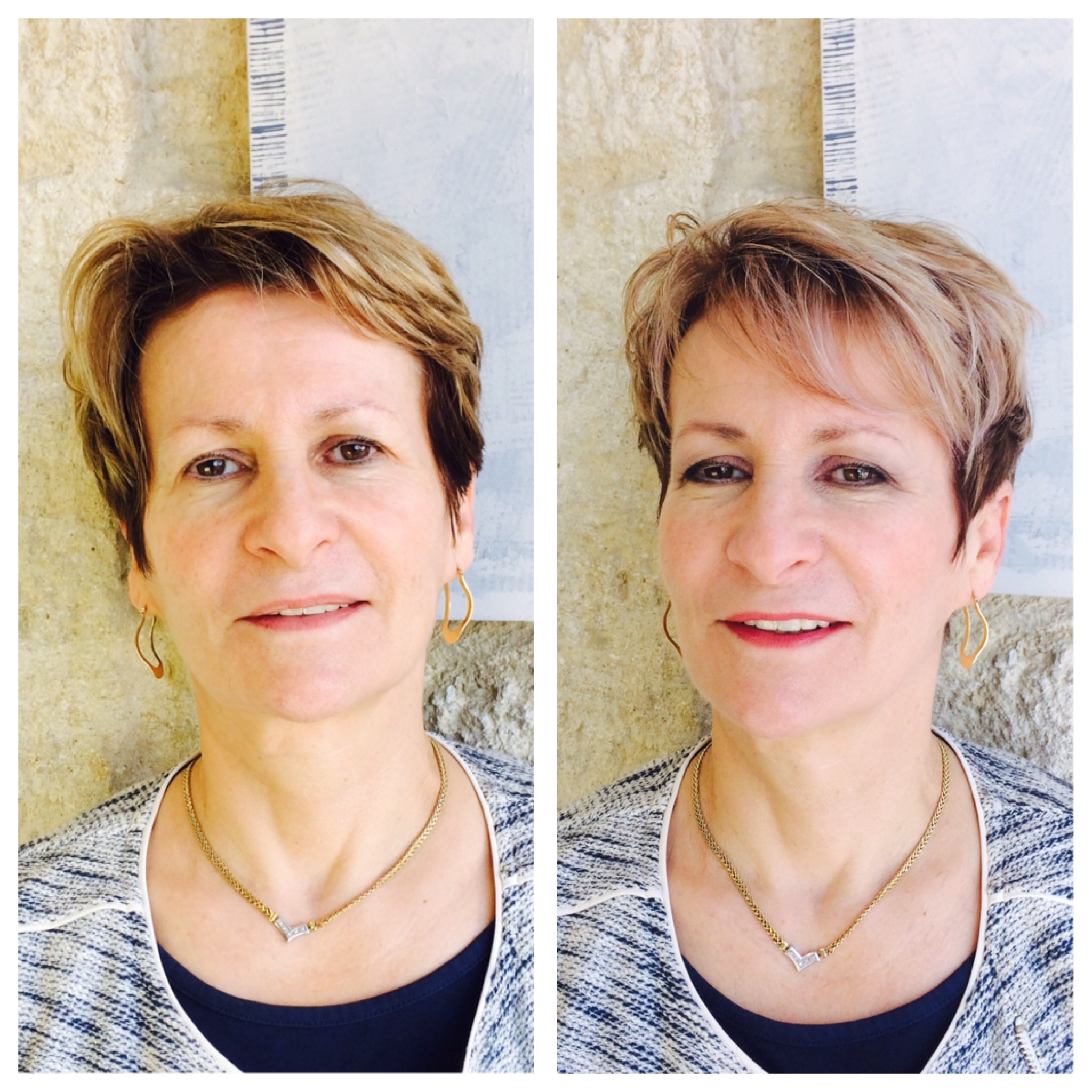 Anne coiffure et maquillage